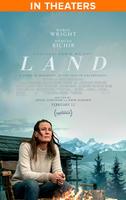 Land (2021) poster