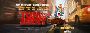 Watch Exclusive 'Tom & Jerry' Featurette: Pitching a Fun World