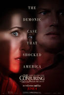The Conjuring: The Devil Made Me Do It (2021) poster