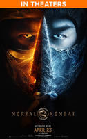 Mortal Kombat (2021) poster