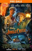 Jungle Cruise (2021) poster