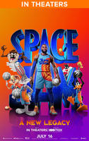 Space Jam: A New Legacy (2021) poster