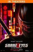 Snake Eyes (2021) poster
