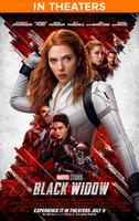 Black Widow (2021) poster