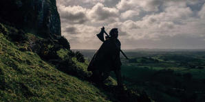Watch An Exclusive Clip from 'The Green Knight' Clip: Reading of the Challenge