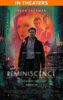 Reminiscence (2021) poster