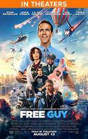 Free Guy (2021) poster
