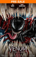 Venom: Let There Be Carnage (2021) poster