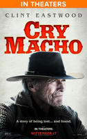 Cry Macho (2021) poster