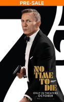 No Time to Die (2021) poster