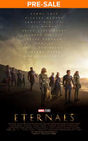 Eternals (2021) poster