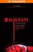 Malignant (2021) poster