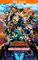 My Hero Academia: World Heroes' Mission (2021) poster