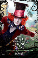 Alice Through the Looking Glass An IMAX 3D Experience showtimes and tickets