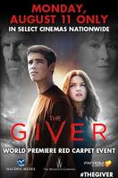 THE GIVER: World Premiere Red Carpet Event (Live)