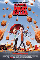 Cloudy with a Chance of Meatballs 3-D