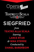 Siegfried - From La Scala