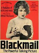 BLACKMAIL/MURDER!
