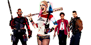 <b>'Suicide Squad' Gift With Purchase</b>