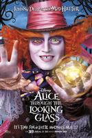 Alice Through the Looking Glass 3D showtimes and tickets