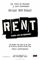 Rent Filmed Live on Broadway