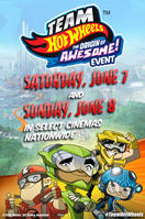 Team Hot Wheels: The Origin of Awesome Event