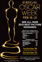 Regal Oscar Movie Week