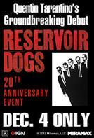 Tarantino XX: Reservoir Dogs 20th Anniversary Event