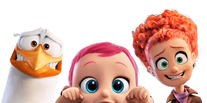 <b>'Storks' Sweepstakes</b>