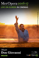 The Metropolitan Opera: Don Giovanni Encore showtimes and tickets