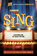 Sing  poster