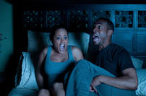 Trailer: Marlon Wayans Spoofs 'Paranormal Activity' with 'A Haunted House'