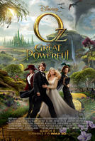 Oz The Great and Powerful An IMAX 3D Experience