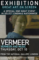 EXHIBITION: Vermeer and Music: The Art of Love and Leisure