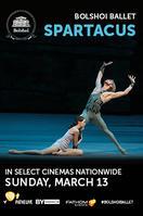 Bolshoi Ballet: Spartacus