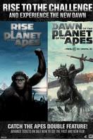 Apes Double Feature